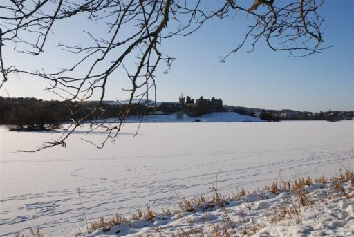 Frozen Linlithgow