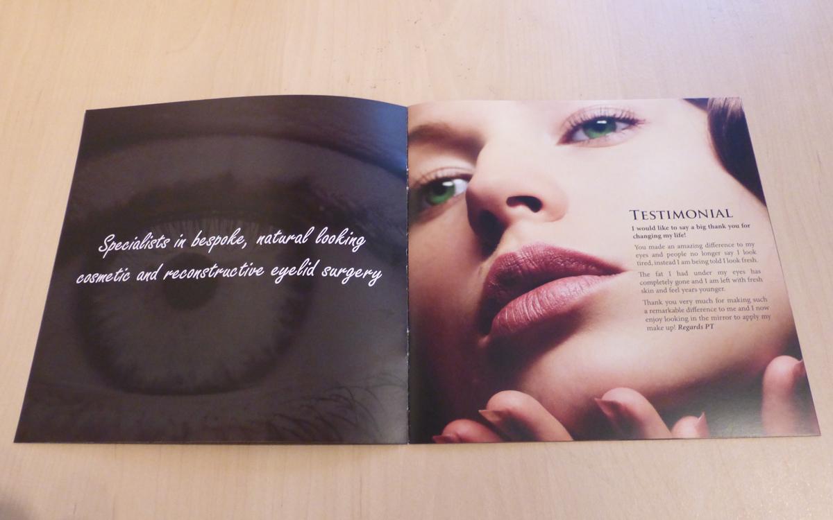 Bespoke Brochure