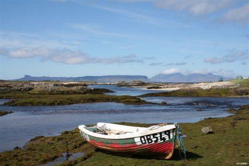 Isles of Eigg & Rum